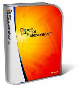 Обложка для Microsoft Office 2007 (2006)