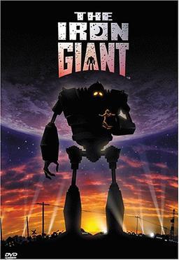 Обложка для Стальной гигант /The Iron Giant/ (1999)
