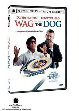 Обложка для Плутовство /Wag the Dog/ (1997)