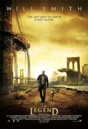 Я - легенда! /I Am Legend/ (2007)