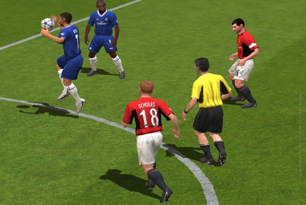 Игру Fifa 2005