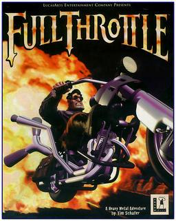 Обложка для Full Throttle (1995)