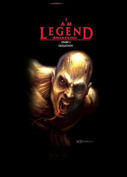 Обложка для Я - легенда! /I Am Legend/ (2007)
