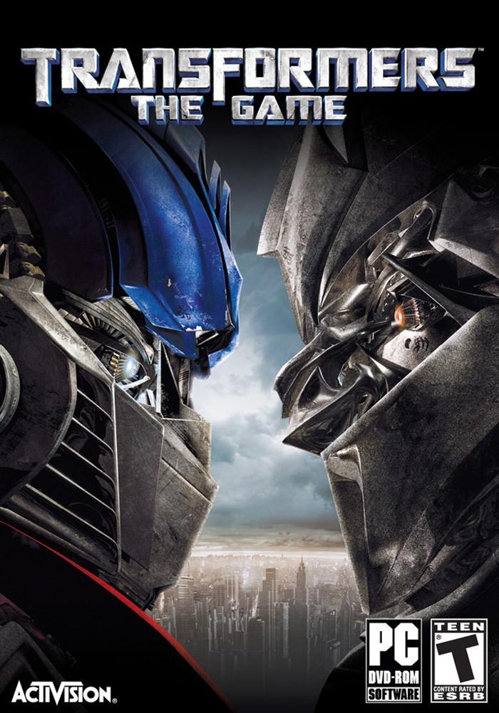 Transformers The Game (RUS/REPACK) .