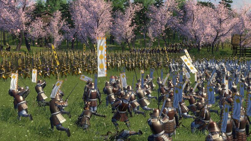 Shogun 2 Total War скачать через торрент бесплатно