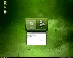 Обложка для Linux Mint 8 Helena (2009)