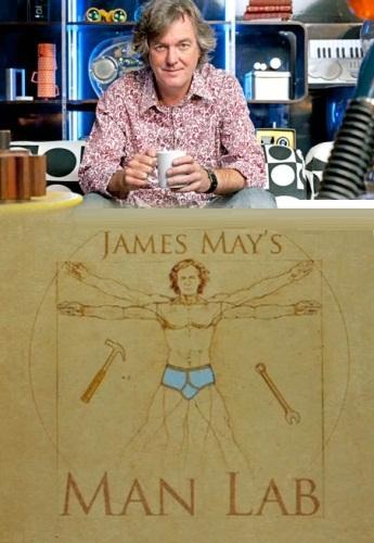 Мужская лаборатория Джеймса Мэя сезон 1 смотреть онлайн