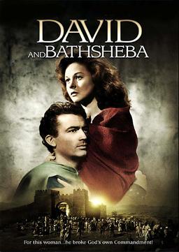 Обложка для Давид и Вирсавия /David and Bathsheba/ (1951)