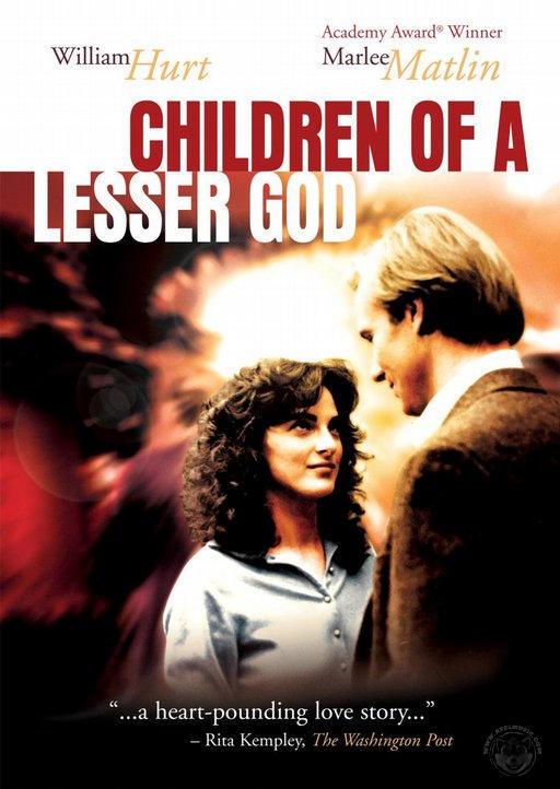Дети меньшего бога дети тишины children
