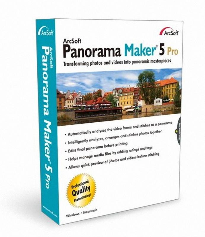 arcsoft panorama maker pro 5 rus crack