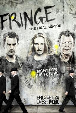 Обложка для За гранью / Грань (Сезон 5) /Fringe (Season 5)/ (2012)