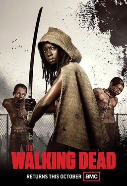 Обложка для Ходячие мертвецы (Сезон 3) /The Walking Dead (Season 3)/ (2012)