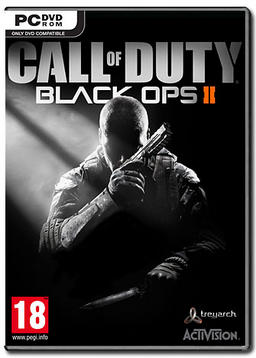 Обложка для Call of Duty: Black Ops 2 (2012)