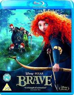 Обложка для Храбрая сердцем /Brave/ (2012)
