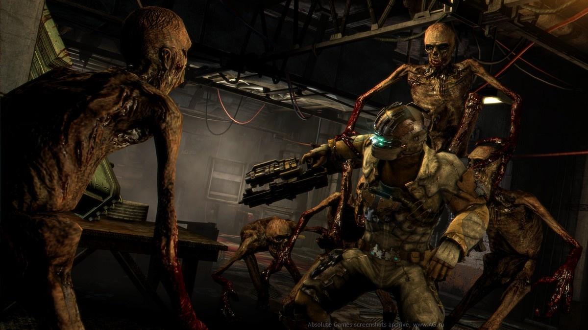 Dead Space 3 Скачать Сейв