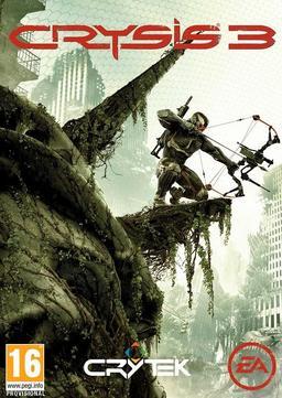 Обложка для Crysis 3: Deluxe Edition (2013)