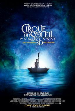Обложка для Цирк дю Солей: Сказочный мир /Cirque du Soleil: Worlds Away/ (2012)