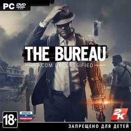 Обложка для The Bureau: XCOM Declassified (2013)