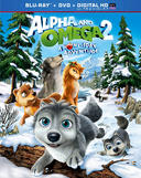 ����� � �����: ����������� ������������ ��� /Alpha and Omega 2: A Howl-iday Adventure/