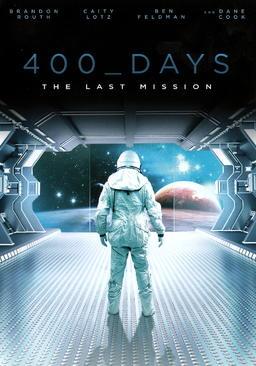 Обложка для 400 дней /400 Days/ (2015)