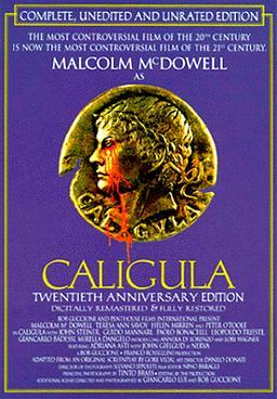 Обложка для Калигула /Caligola/ (1979)