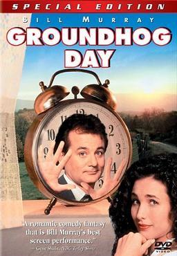 Обложка для День сурка /Groundhog Day/ (1993)