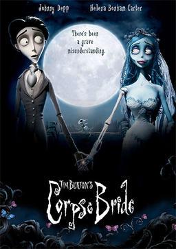 Обложка для Труп невесты /Corpse Bride/ (2005)