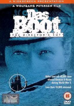 Обложка для Подводная лодка /Das Boot/ (1981)