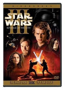 Обложка для Звездные войны 3: Месть ситхов /Star Wars: Episode III - Revenge of the Sith/ (2005)