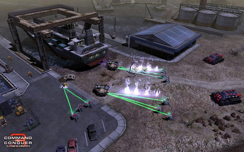 скачать игру command and conquer 3 ярость кейна через торрент