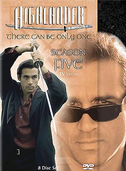 Обложка для Горец (Сезон 5) /Highlander (Season 5)/ (1996)