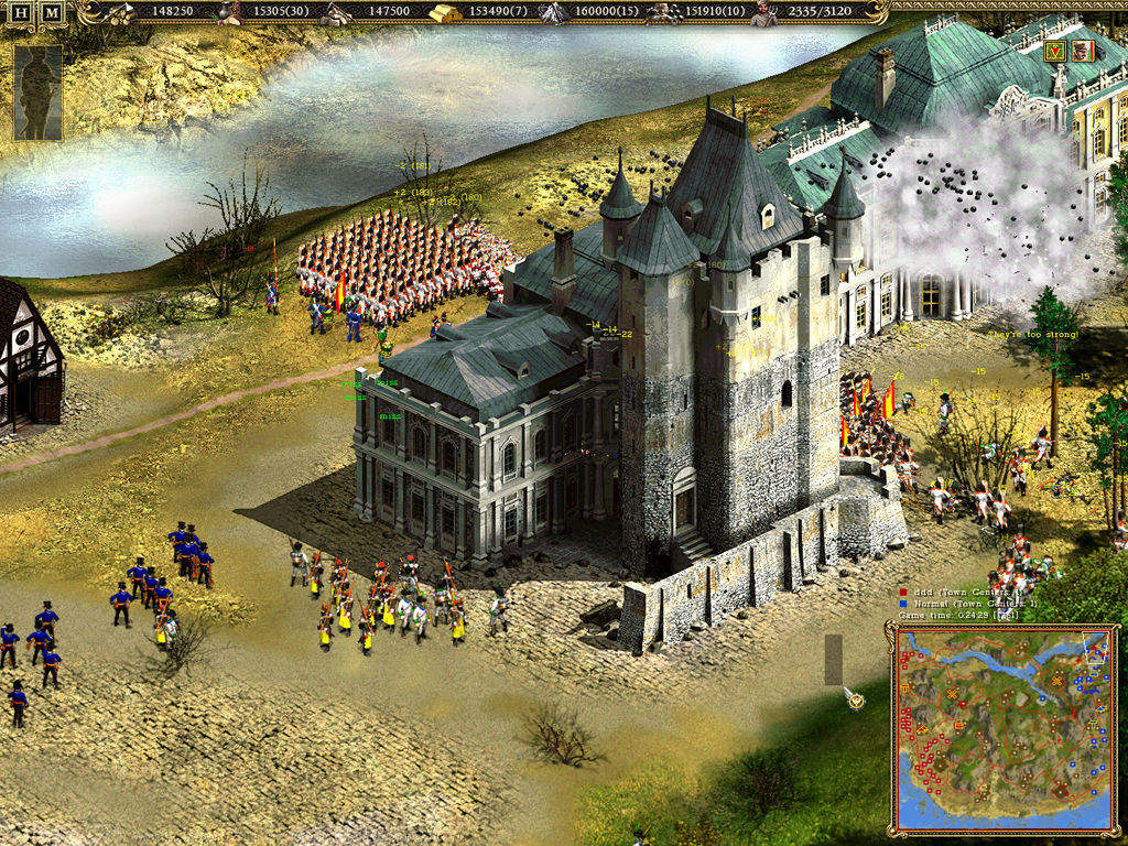 скачать игру казаки 2 битва за европу - фото 11