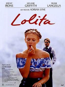 Обложка для Лолита /Lolita/ (1997)