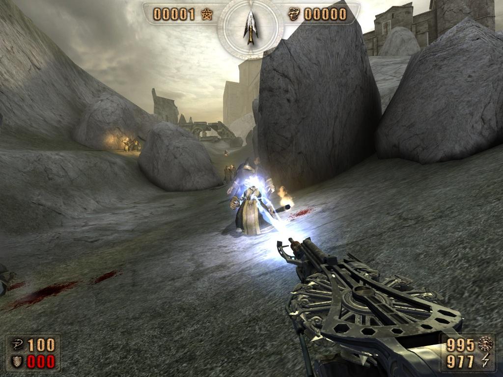 Painkiller 2004 игра скачать торрент - фото 10