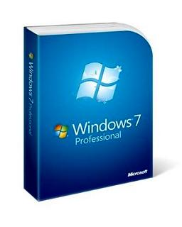 Обложка для Windows 7 Профессиональная /Windows 7 Professional/ (2009)