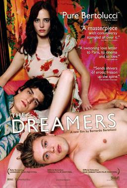 Обложка для Мечтатели /The Dreamers/ (2003)