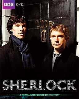 Обложка для Шерлок (Сезон 1) /Sherlock (Season 1)/ (2010)