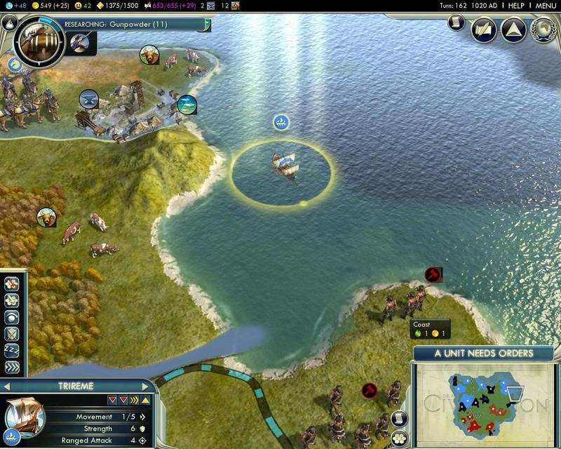 Demo Sid Meier`s Civilization V (2010/En/Demo) .