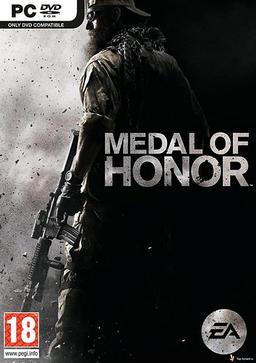 Обложка для Medal of Honor (2010)