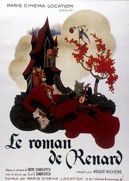 Обложка для Роман о Лисе /Le Roman de Renard/ (1931)
