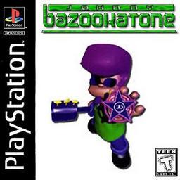 Обложка для Johnny Bazookatone (1996)