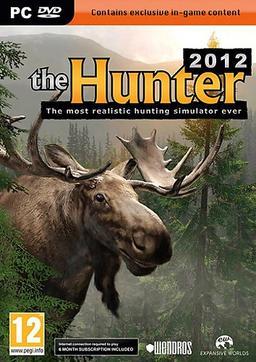 Обложка для The Hunter 2012 (2011)