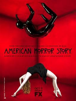 Обложка для Американская история ужасов (Сезон 1) /American Horror Story  (Season 1)/ (2011)