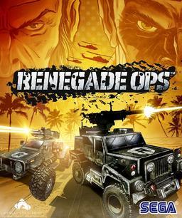 Обложка для Renegade Ops (2011)