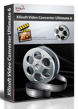 Обложка для Xilisoft Video Converter (2011)