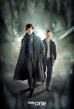 Обложка для Шерлок (Сезон 2) /Sherlock (Season 2)/ (2012)