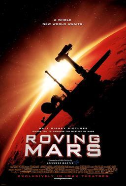 Обложка для Катание по Марсу /Roving Mars/ (2006)