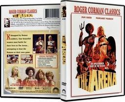 Обложка для Арена, или Обнаженные гладиаторши /The Arena/ (1974)