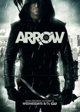 Обложка для Стрела /Arrow/ (2012)