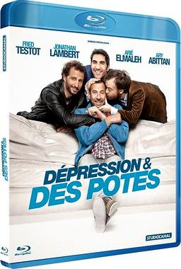 Обложка для Депрессия и друзья /Depression et des potes/ (2012)
